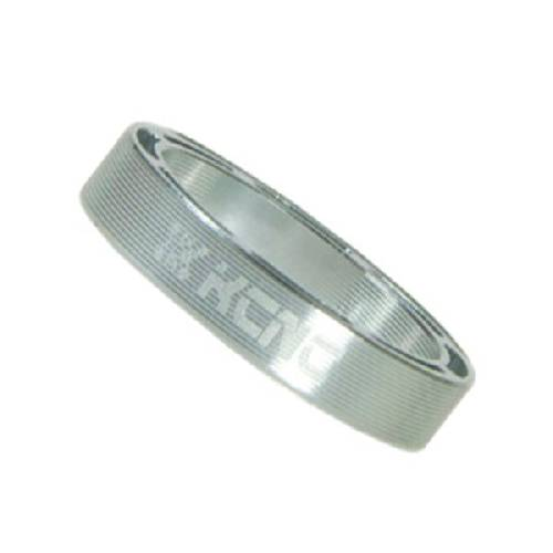 KCNC Hollow design Spacer 5mm silber
