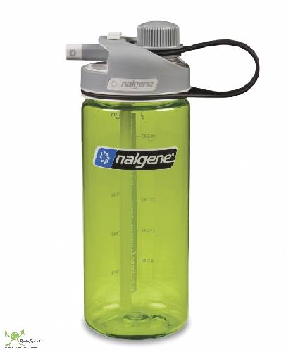 Nalgene Multi Drink Bottle grün