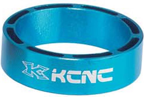 [16802552] KCNC Hollow design Spacer 2mm blau