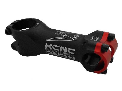 [16809231] KCNC Vorbau Stem Fly Ride 31,8/110mm rot