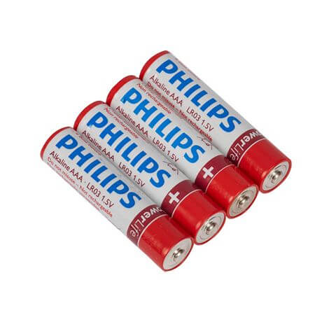 [978621] Philips Batterie AAA Micro