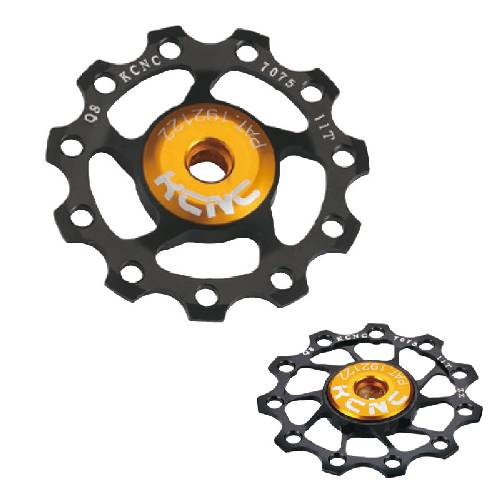 [KC2861] KCNC Rollerboys (Jockey wheels) 11T Paar